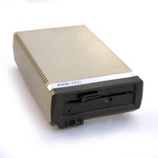 1050 disk drivew