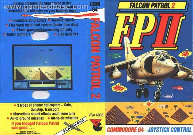 Falcon Patrol II